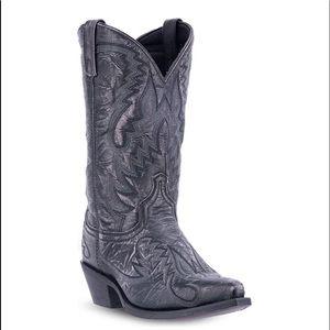 Laredo Men's Garrett Distressed Western Boots 8.5D